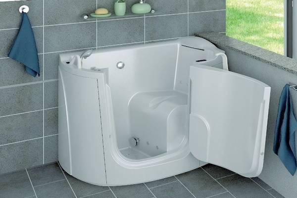 Нестандартные ванны для маленьких ванных комнат - все о канализации