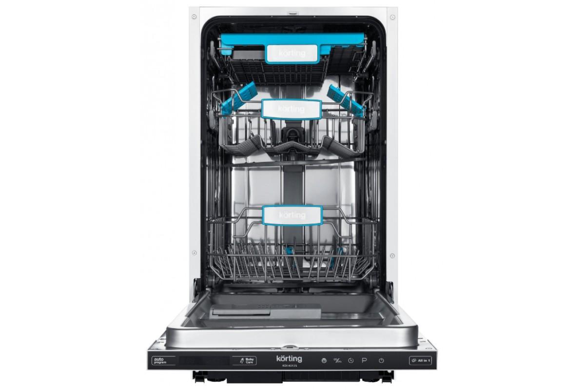 Посудомоечная машина korting kdi 45175: отзывы покупателей
