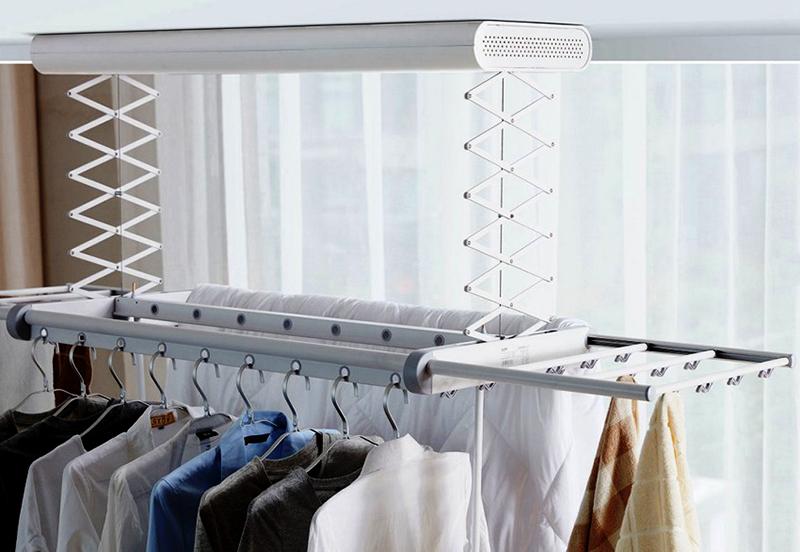 Сушилки для белья на балкон: разновидности, бренды, выбор, установка