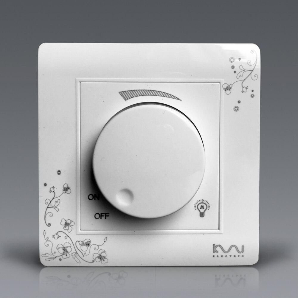Как подключить диммер вместо выключателя - схема подключения