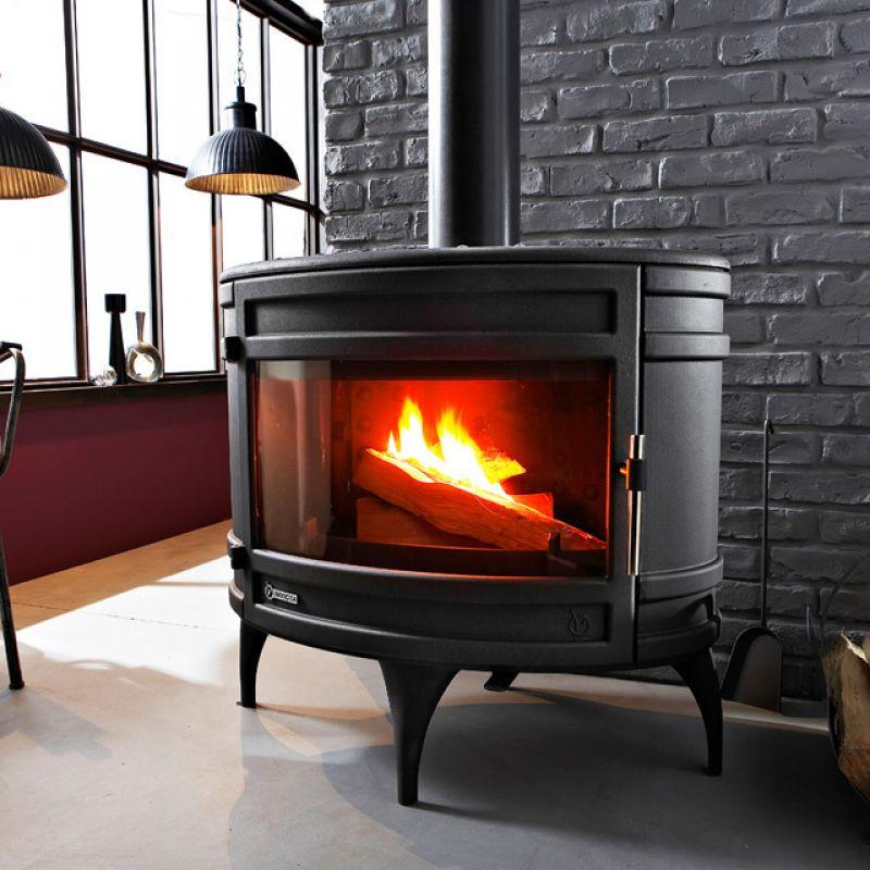Газовый камин для дачи без дымохода – принцип работы и конструктивные варианты
