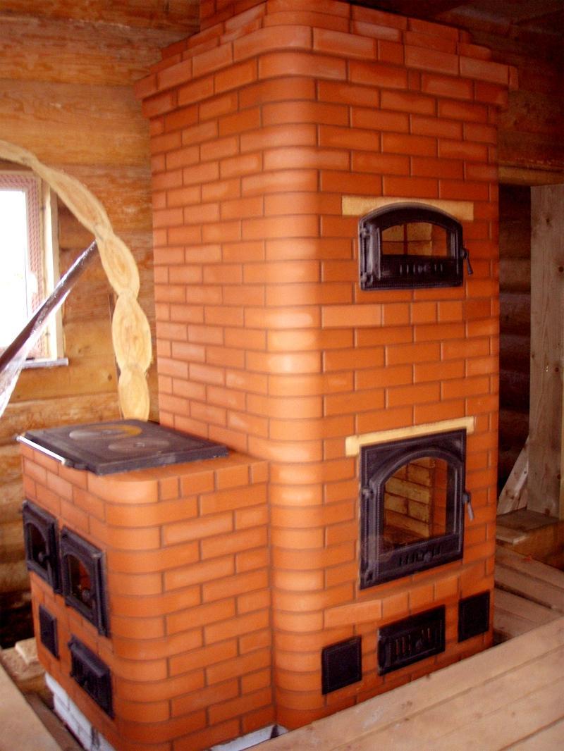 Виды печей из кирпича для дома: типы агрегатов по назначению и конструктивным особенностям