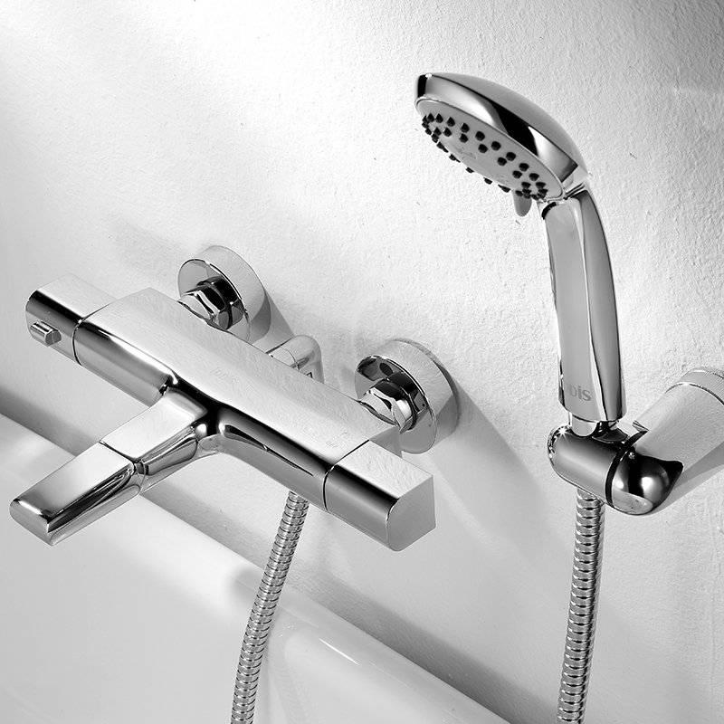 Как выбрать смеситель для ванной с душем: виды, характеристики + рейтинг производителей