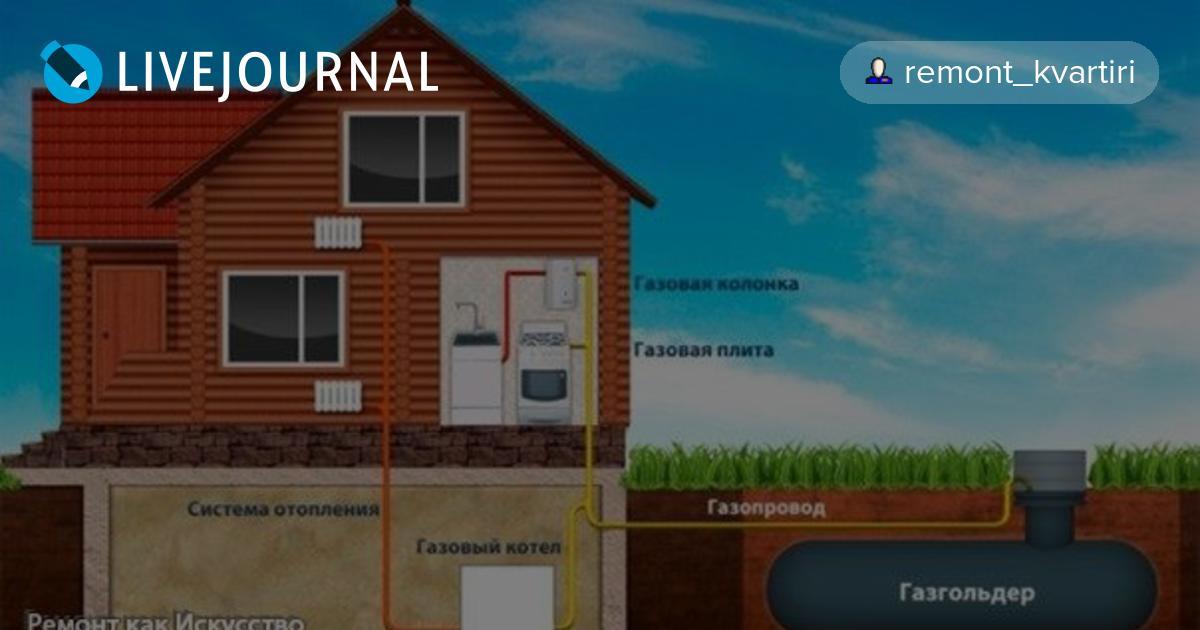 Газ в нежилом доме: тонкости подключения нежилых помещений