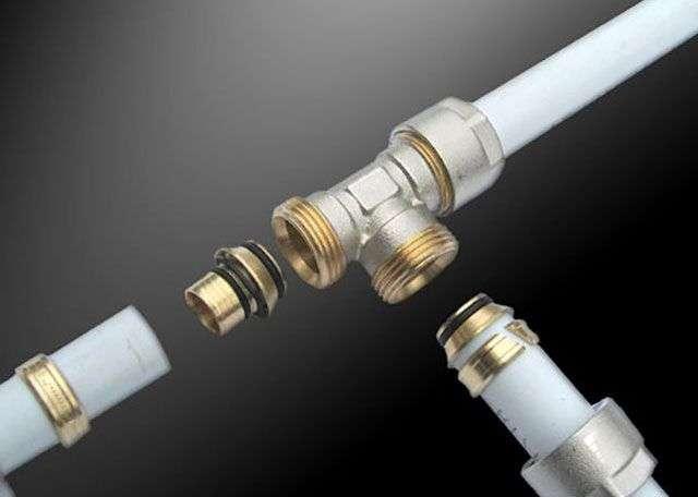 Соединение металлических труб - способы: резьбой, сваркой, муфтой, фитингами