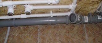 Бесшумная канализация или как обустроить комфорт. как делается бесшумная канализация: обзор способов устройства и полезные советы стоков бесшумные без характерных неприятных