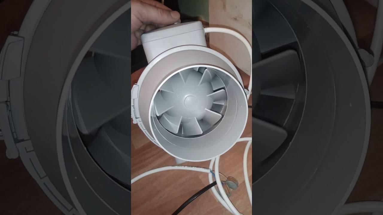 Регулировка скорости канального вентилятора: подключение контроллера и настройка оборотов вытяжки