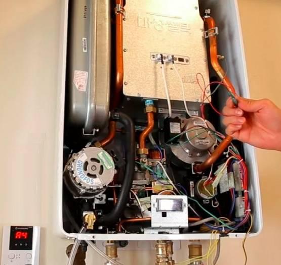 Ошибки газового котла immergas: расшифровка ошибок и способы их исправления