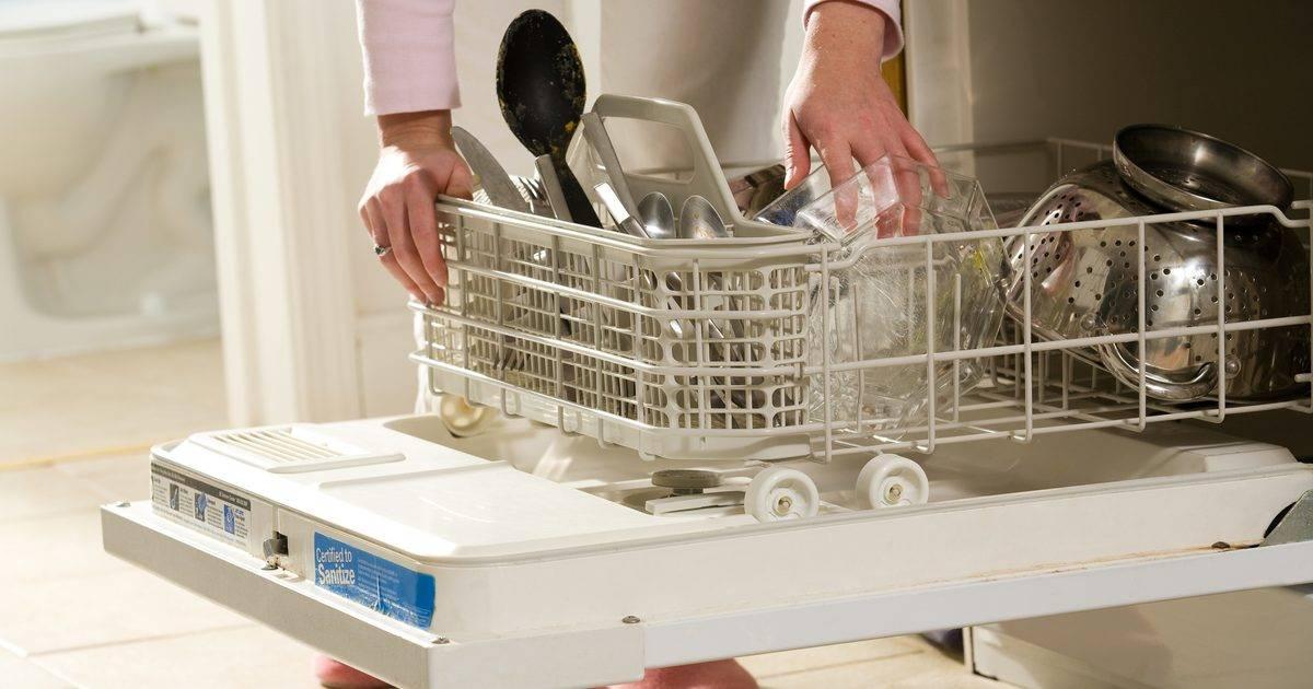 Как правильно пользоваться посудомойкой
