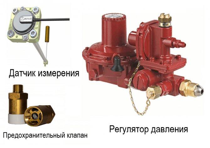 Редукторы для газгольдера rego и не только - полный обзор. жми!