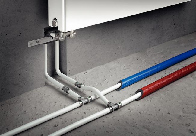 Коэффициент линейного расширения полипропиленовых труб, а так же тепловое расширение пп труб армированных стекловолокном и алюминием