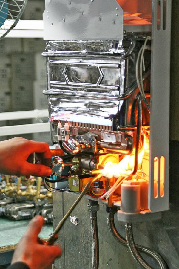 Промывка теплообменника газового котла