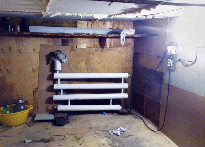 Как выбрать вариант отопления гаража: самый экономный способ, не грозящий пожаром