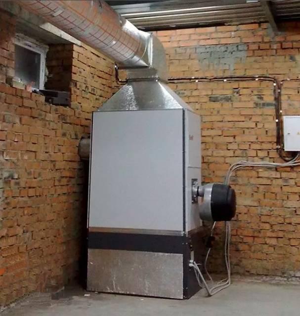 Воздушное отопление дома отопление статьи и публикации по инженерным системам и оборудованию
