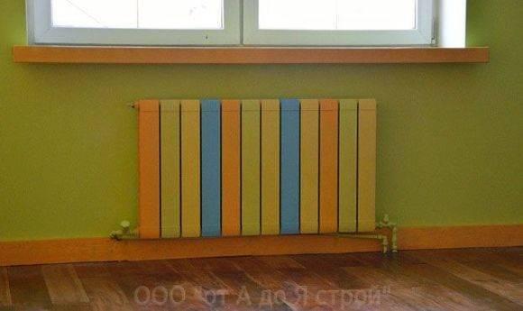Краска для батарей отопления без запаха: как выбрать правильно