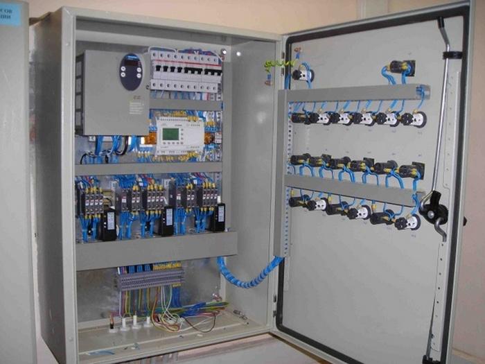 Обзор систем управления насосными станциями пожаротушения.
