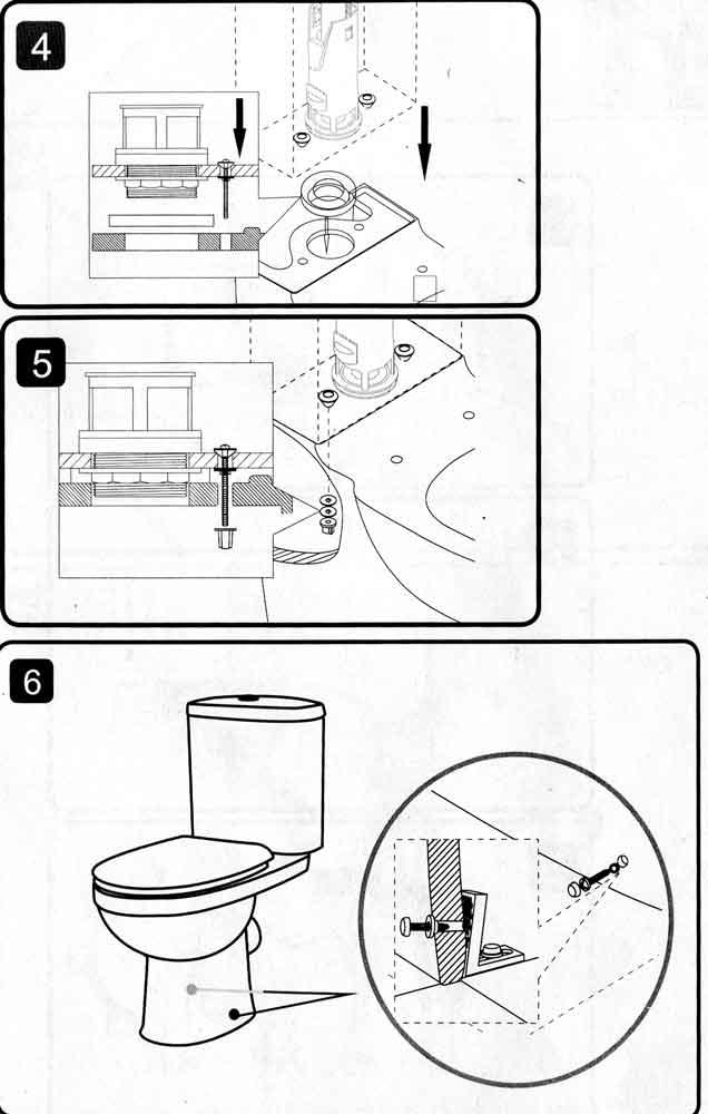 Установка унитаза своими руками: как установить, собрать, поставить в квартире, как самому правильно сделать