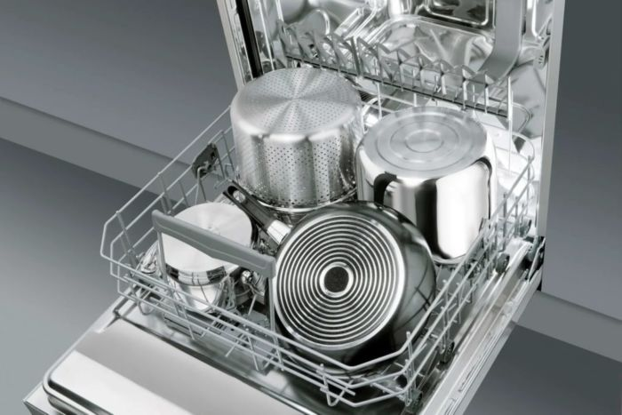 Как правильно загружать посуду в посудомоечную машину: фото и видео
