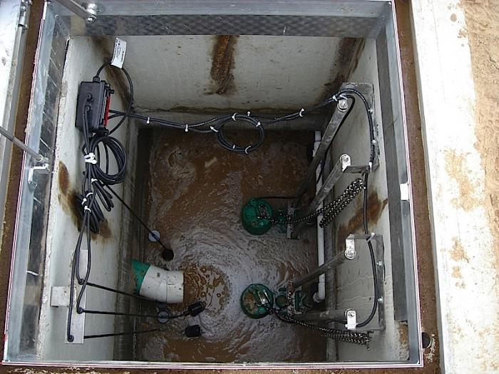 Ремонт и гидроизоляция септика из бетонных колец своими руками
