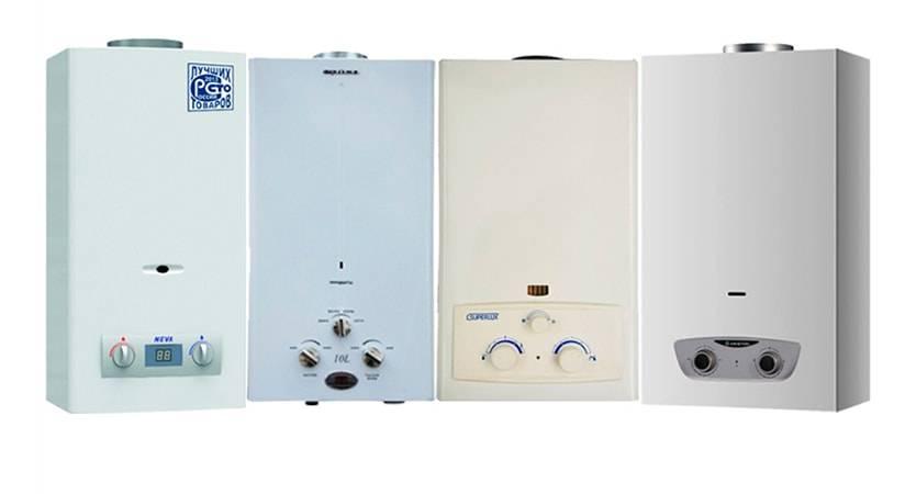 Что лучше газовая колонка или электрический водонагреватель