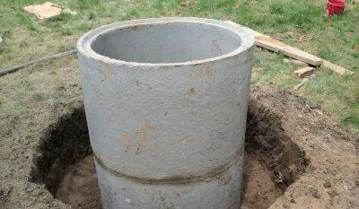 Всегда ли нужно создавать вокруг колодца глиняный замок?