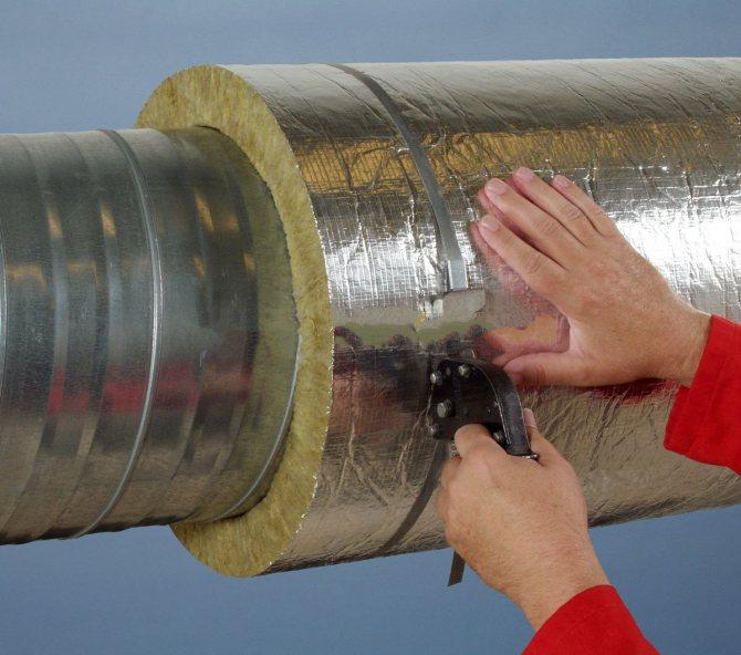 Зачем утеплять дымоходную трубу, насколько это необходимо?