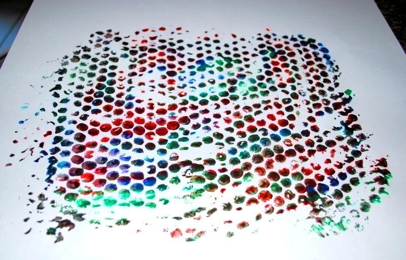 Поделки из пузырчатой пленки - самоделкин
