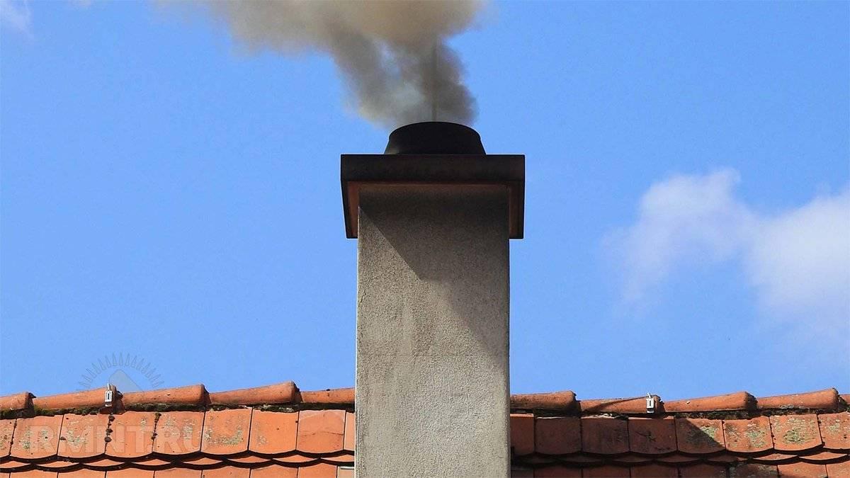 Нет тяги в дымоходе - что делать? причины обратной (плохой) тяги в дымоходе, печи, камине, котле. как увеличить тягу в трубе дымохода своими руками?