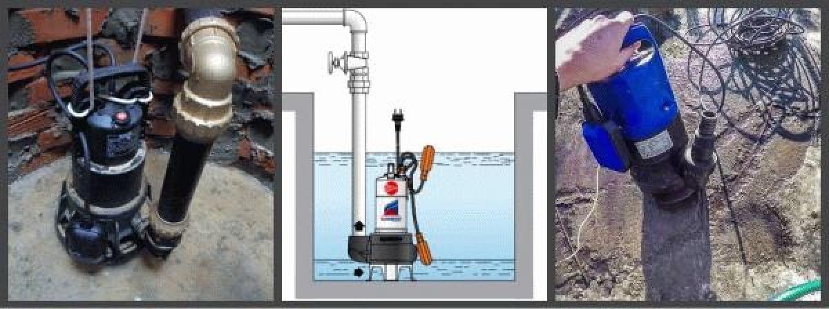 Как выбрать бытовой фекальный насос с измельчителем для выгребных ям