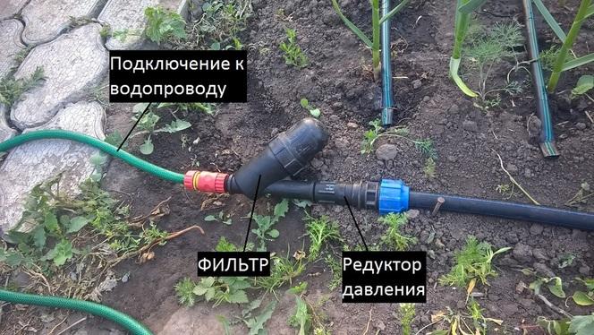 Диаметр труб для полива: рассчитать отверстие для огорода