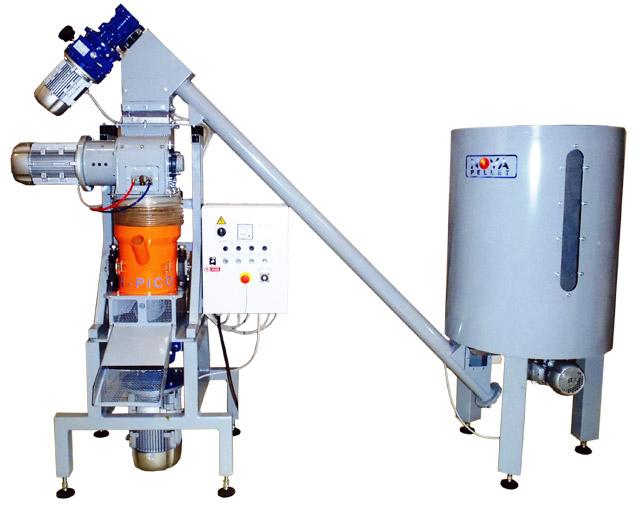 Виды оборудования для производства пеллет