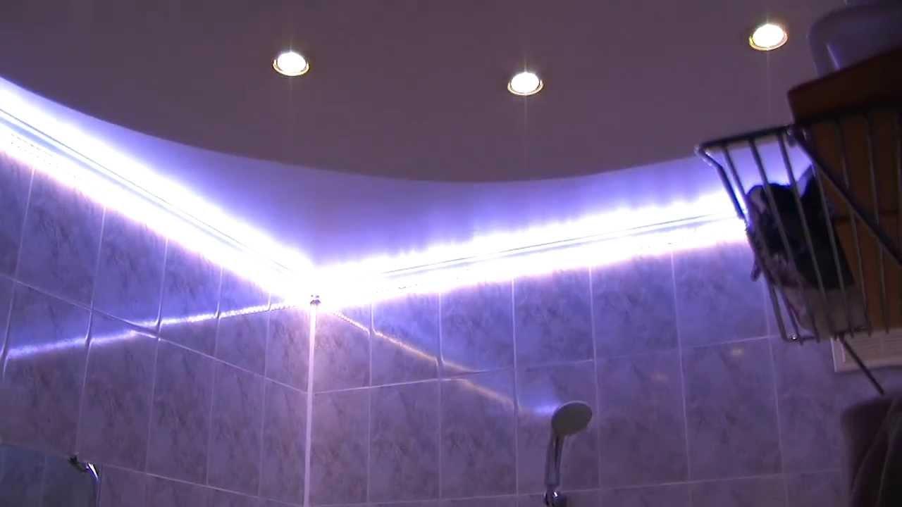 Светодиодная подсветка шкафа: особенности, что для этого нужно, как сделать своими руками