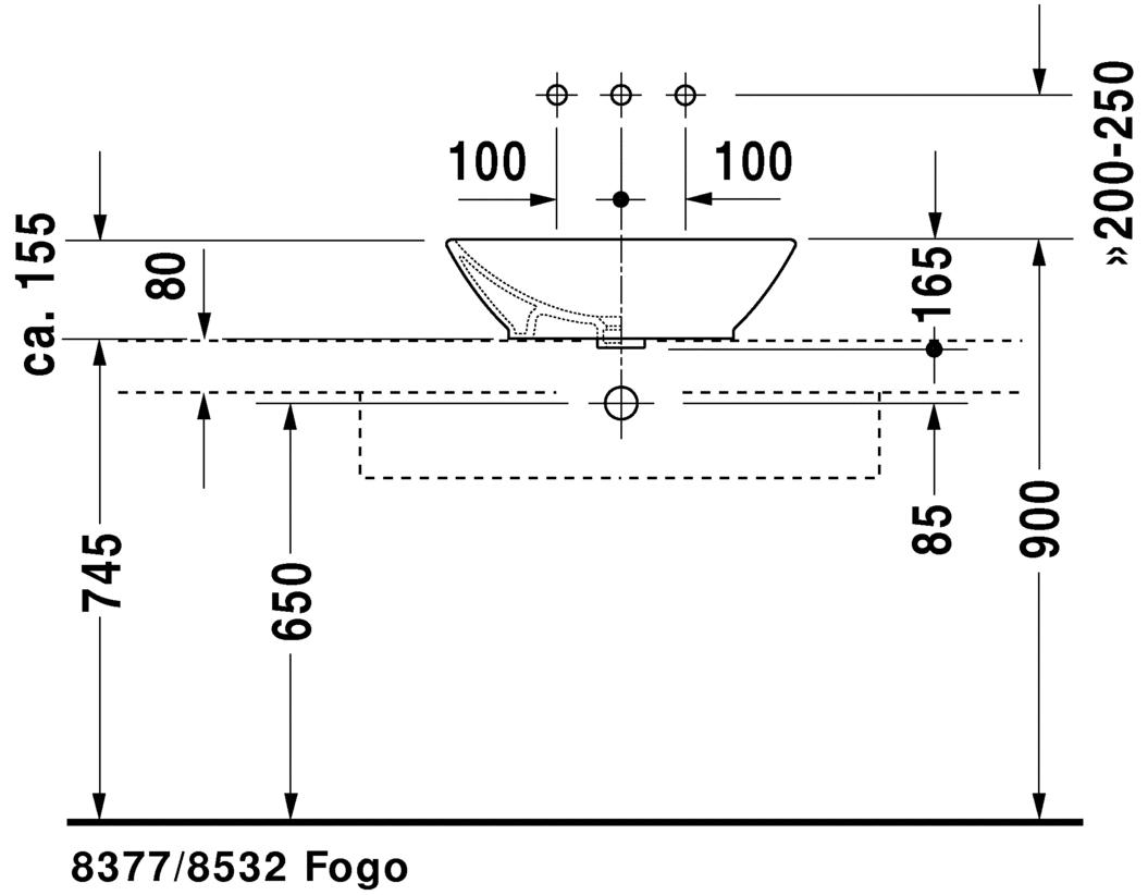 Накладная раковина на столешницу: особенности выбора и установки