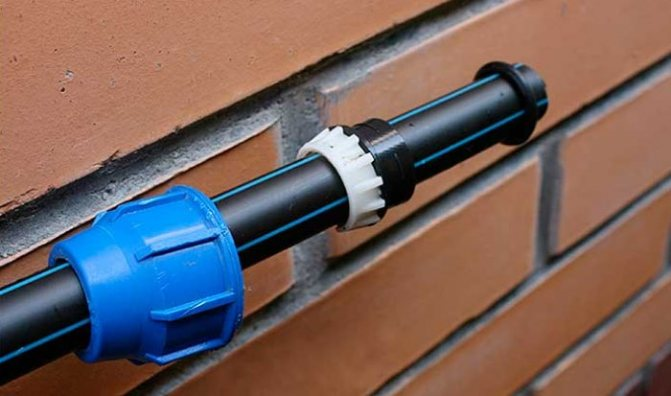 Соединение пластиковых труб без пайки. фитинги и холодна сварка