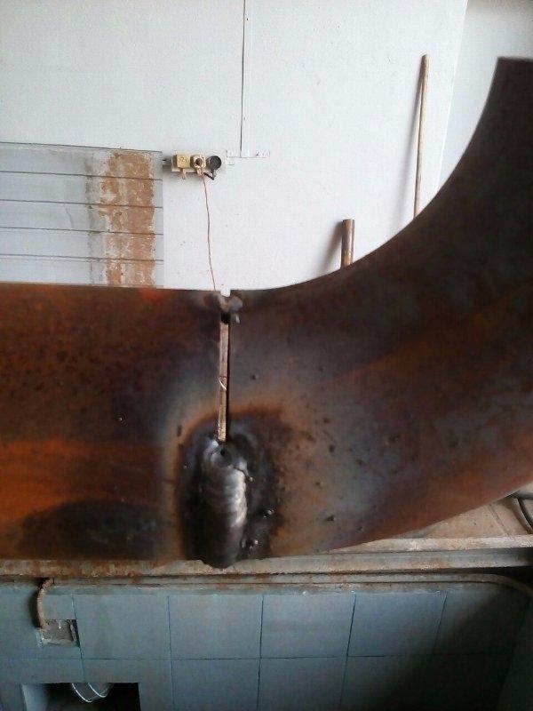 Как заварить трубу отопления электросваркой