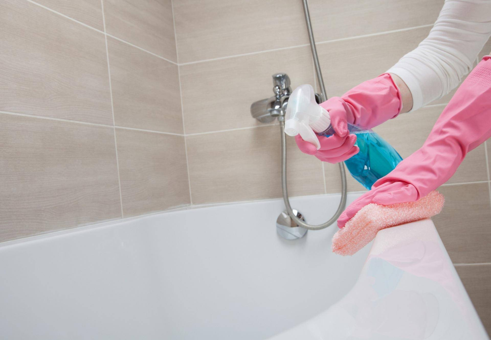 Как отмыть ванну без применения химических средств - леди - советы на joinfo.ua