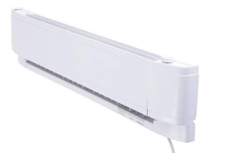 Электроотопление с конвекторами dimplex