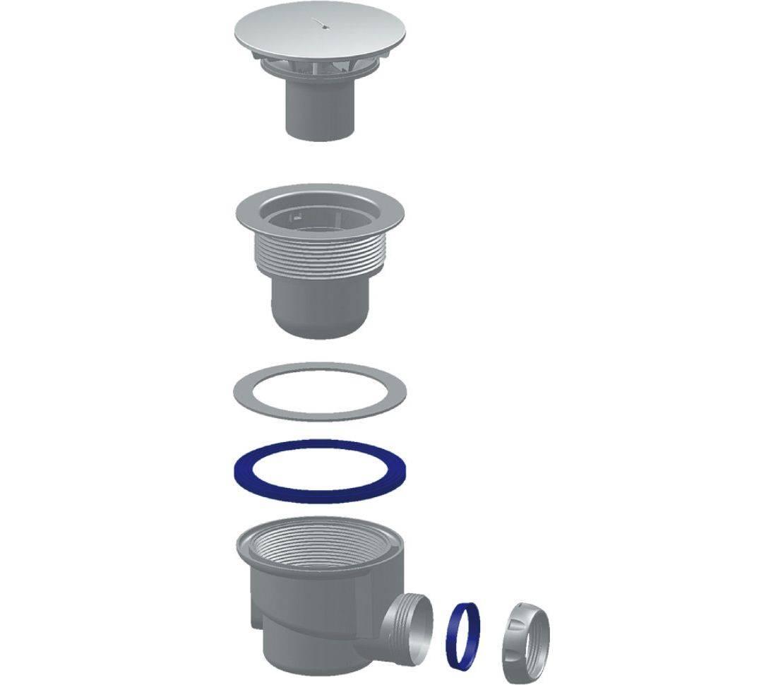 Сифон для душевого поддона: какие бывают и какой выбрать | ремонт и дизайн ванной комнаты