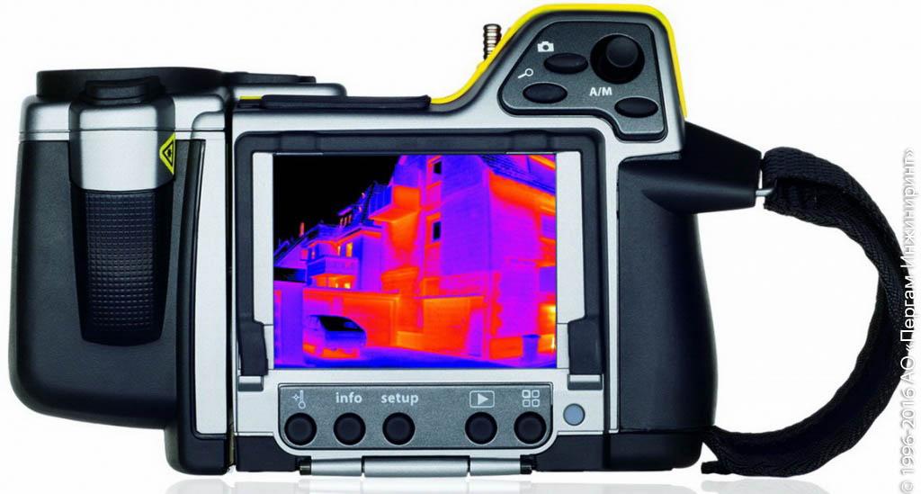 Как старый фотоаппарат превратить в современный тепловизор