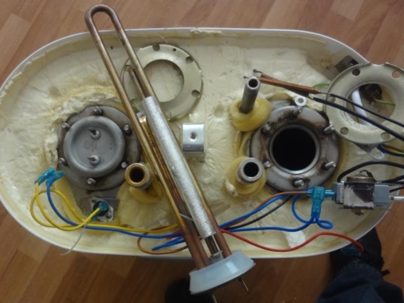 Замена тэна в масляном обогревателе – причины поломок и ремонт