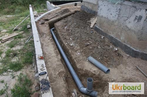 Глубина заложения канализационных труб – снип и советы профессионалов