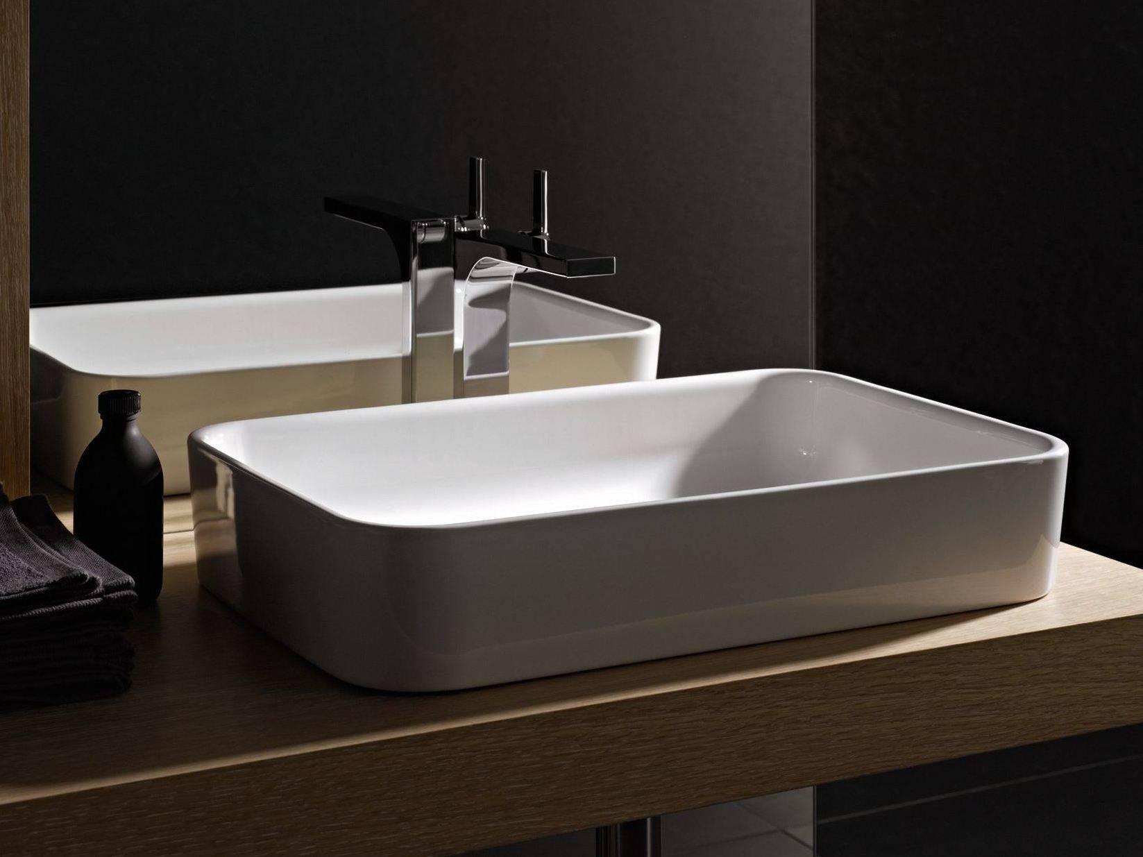 Накладная раковина (82 фото): конструкция для ванной комнаты на столешницу, изделия в форме чаши, круглый умывальник, раковина melana