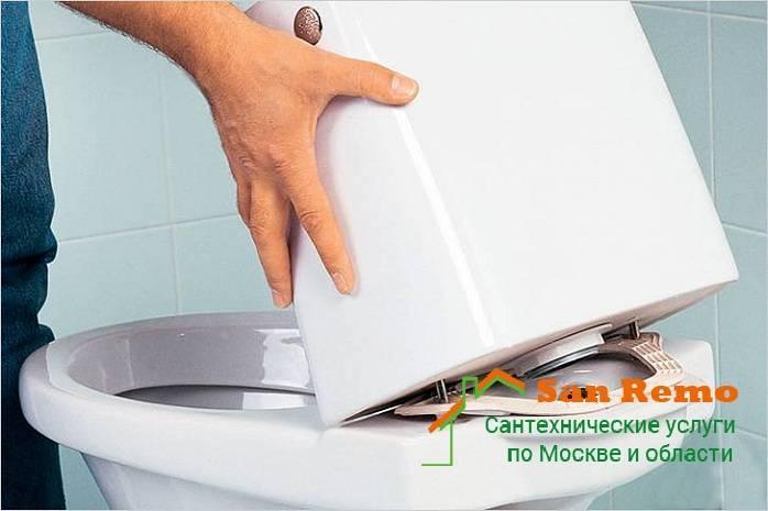 Установка унитаза на кафельный пол: инструкция, как установить и не повредить кафель