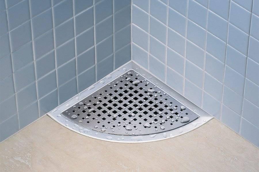 Как обустроить слив в полу в ванной: рекомендации и советы