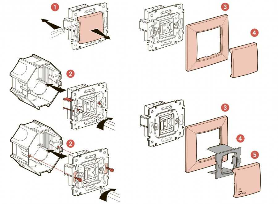 Как подключить выключатель - общие правила, основная схема для правильного подключения
