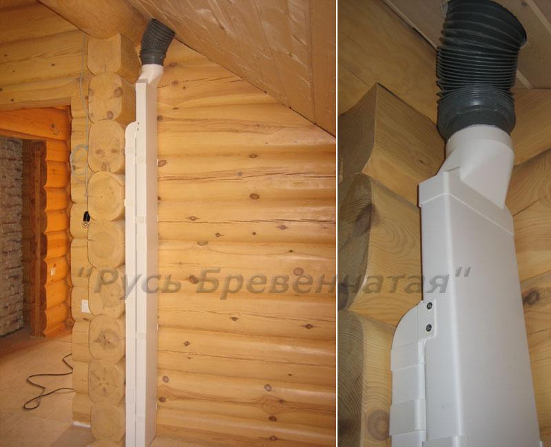 Вентиляция в деревянном доме своими руками: схемы, фото, устройство