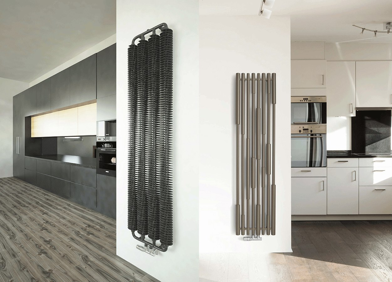 Дизайнерские и декоративные радиаторы отопления