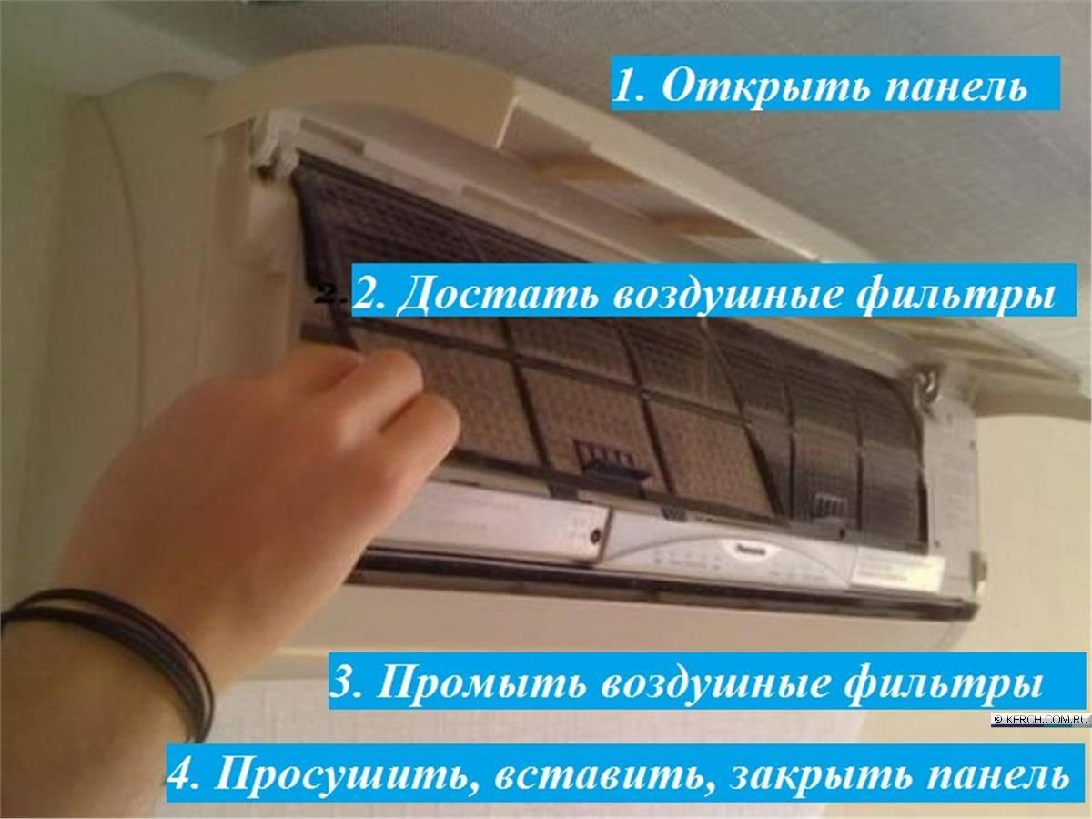 Обязательные правила пользования кондиционером в офисе, квартире