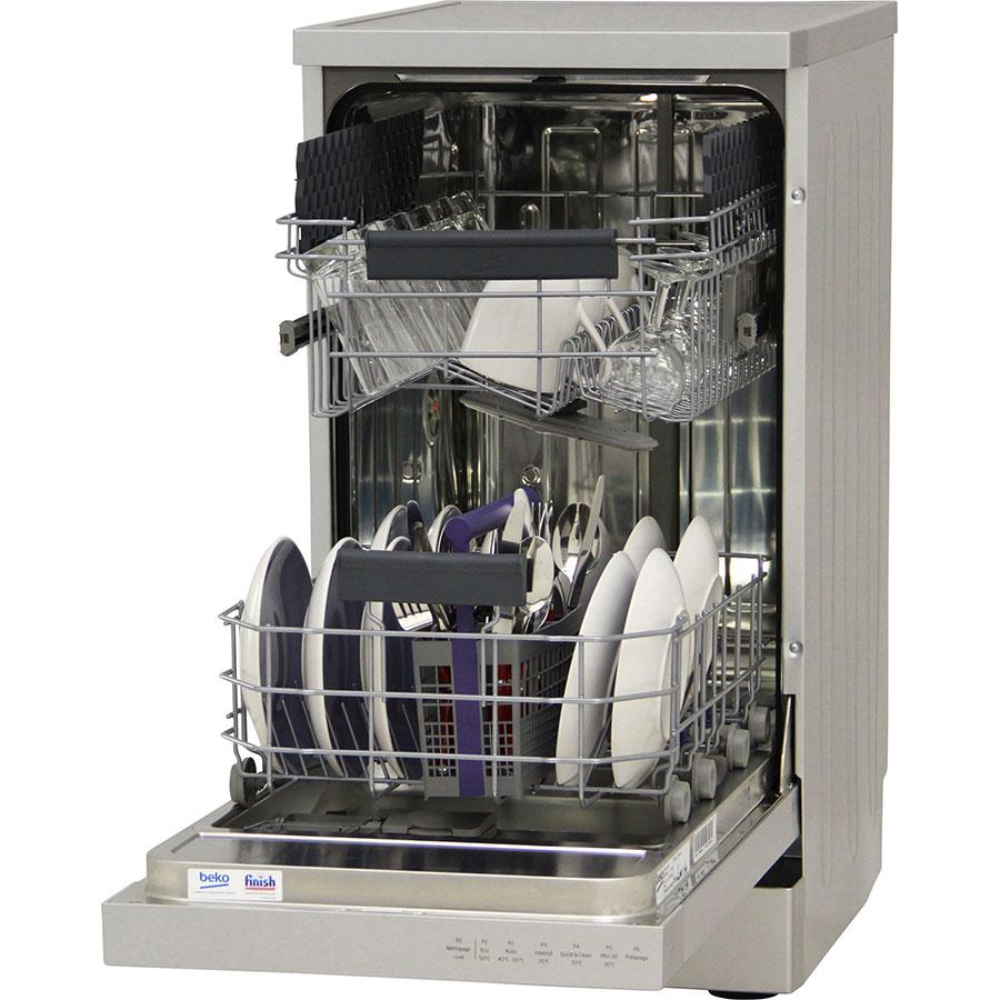 Сравнение лучших моделей встраиваемых посудомоечных машин beko