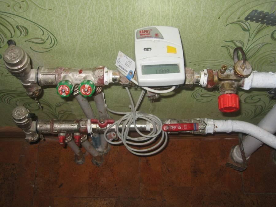 Квартирный счетчик тепла - цены на модели, принцип работы и порядок установки